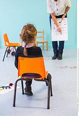 Schuleignungstest /Medical consultation