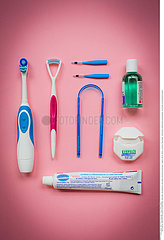 Oral and dental hygiene