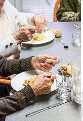 Elderly person