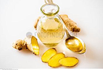 Oil of ginger