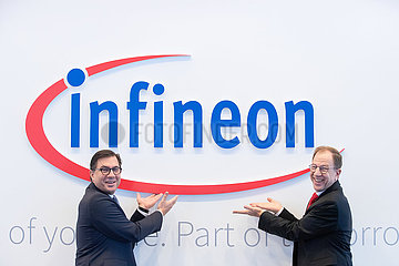 Infineon annual press conference