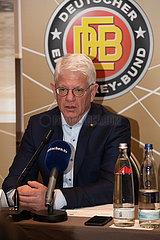 Ice Hockey: DEB gives update about Corona Virus