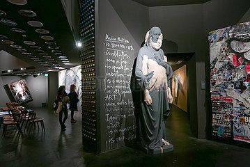 Deutschland  Berlin - URBAN NATION MUSEUM FOR URBAN CONTEMPORARY ART im Stadtteil Schoeneberg