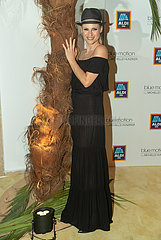 Presentation of the Beachwear collection of Aldi Sued by Michelle Hunziker