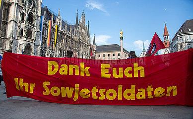Kundgebung zum Tag der Befreiung