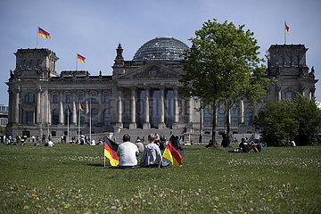 Coronavirus Crises Berlin