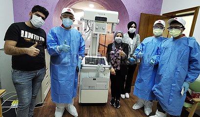 Xinhua Schlagzeilen: Chinesische Marken weiteres globales Laufwerk in Kampf gegen COVID-19