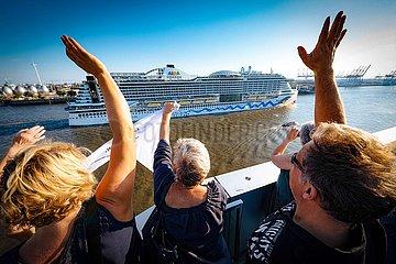 Bye Bye Kreuzfahrtschiff (Archivbild)