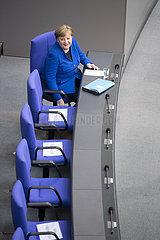 Angela Merkel  Regierungsbefragung