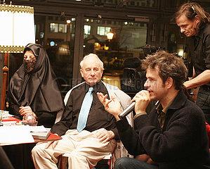 Schlingensief Die Piloten Talk 2000