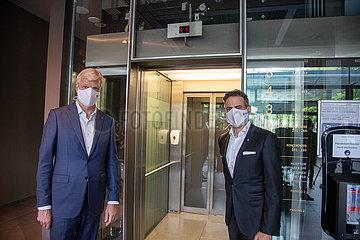 Corona Krise: Wie sich das Steigenberger Hotel auf die Wiedereröffnung vorbereitet