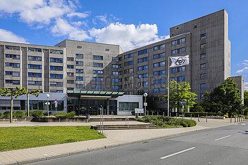 Alfried Krupp Krankenhaus  Essen  Ruhrgebiet  Nordrhein-Westfalen  Deutschland