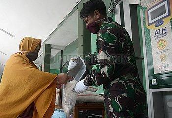 INDONESIEN-WEST JAVA-FREE REIS-ATM