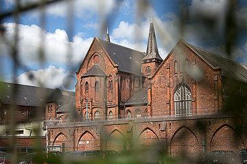 Deutschland  Bremen - Justizvollzugsanstalt Oslebshausen