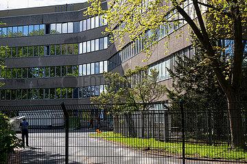 Deutschland  Bremen - Zentrale Aufnahmestelle fuer Asylbewerber und Fluechtlinge im Lande Bremen (ZASt)
