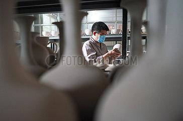 CHINA-HEBEI-XINGTAI-Taubstummer FEIN MAKER (CN)