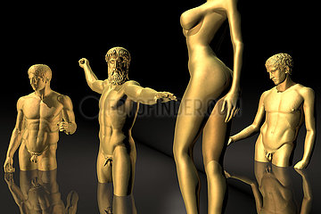 CGI Visualisierung: Zeus