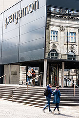 GERMANY-BERLIN-COVID-19-MUSEUMS