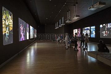 Ausstellung Winogrand
