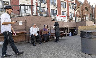 Orthodoxe Juden