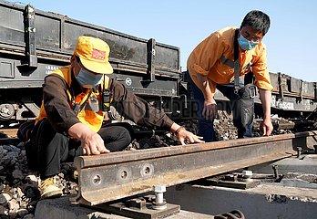 CHINA-HENAN-XINXIANG-RAILWAY-MAINTENANCE (CN)