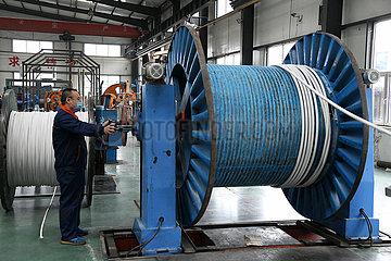 CHINA-HEILONGJIANG-MUDANJIANG-PRODUCTION RESUMPTION (CN)