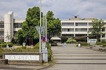 Karstadt Hauptverwaltung  Essen  Nordrhein-Westfalen  Deutschland