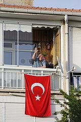 TURKEY-ANKARA-COVID-19-TRAVEL BAN-EXTENSION