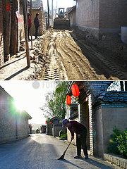 (FOCUS)CHINA-SHANXI-POVERTY ALLEVIATION (CN)