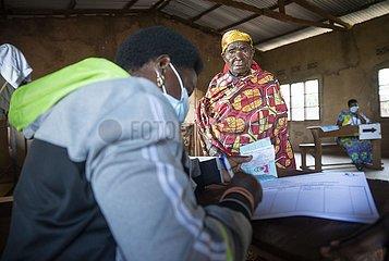 BURUNDI-ALLGEMEINE WAHLEN-VOTING
