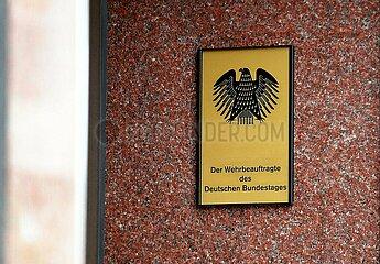 Wehrbeauftragter des Deutschen Bundestags