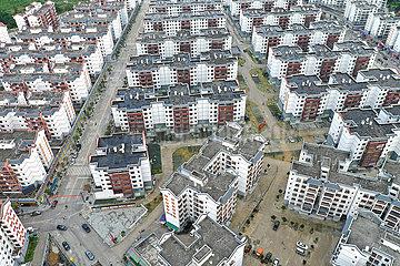 CHINA-GUANGXI-Huanjiang-Armutsbekaempfung (CN)