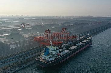 CHINA-HEBEI-TANGSHAN COAL-PORT-Projekt (CN)