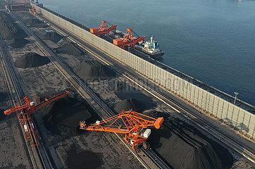 CHINA-HEBEI-TANGSHAN COAL-PORT-Projekt (CN) CHINA-HEBEI-TANGSHAN COAL-PORT-Projekt (CN)