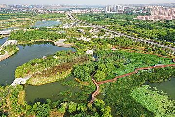 CHINA-HEBEI-HANDAN-Sanierung von Umweltschäden (CN)