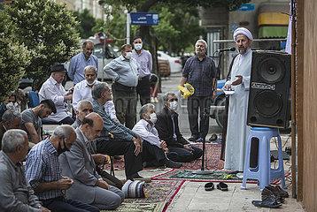 IRAN-TEHERAN-Eid al-Fitr-HOLIDAY