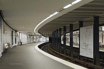 U-Bahn Station Rathaus