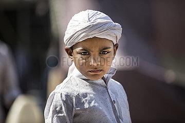 INDIA-NEW DELHI-COVID-19-EID AL-FITR