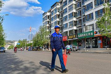 CHINA-SHANXI-KELAN-Armutsbekaempfung (CN)