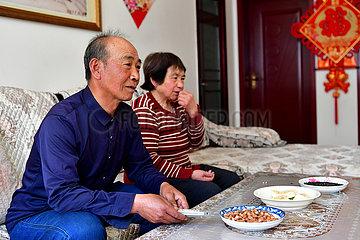 CHINA-SHANXI-KELAN-Armutsbekaempfung (CN) CHINA-SHANXI-KELAN-Armutsbekaempfung (CN)