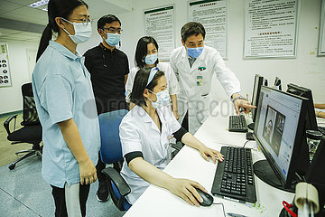CHINA Beijing-HOSPITAL-Online-Gesundheitsdienst (CN)