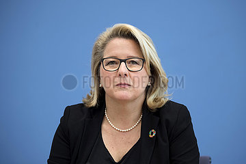 Svenja Schulze - Konjunkturpolitik