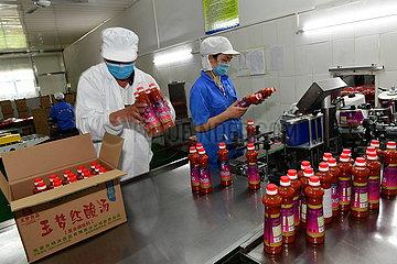 CHINA-GUIZHOU-saure Suppe (CN)
