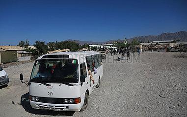 AFGHANISTAN-Parwan-RELEASE-TALIBAN