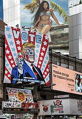 Vote-Plakat