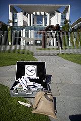 Lufthansa Bailout Demo