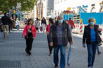 Corona Virus: Situation in München