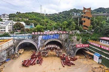 CHINA-FUJIAN FUZHOU-ROAD-Dehn-CONSTRUCTION (CN)