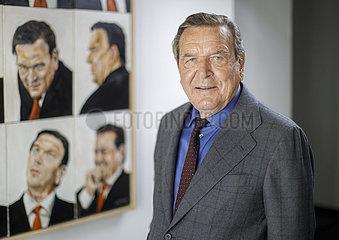 Bundeskanzler a.D. Gerhard Schroeder