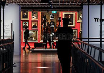 NEUSEELAND-WELLINGTON-LANDESMUSEUM-WIEDERERöFFNUNG